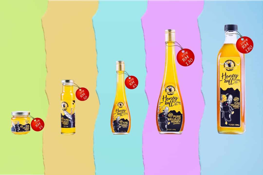 Honeyzull™
