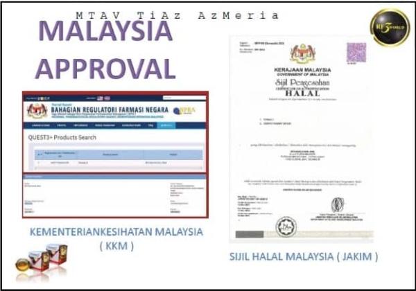 Pengiktirafan HALAL Malaysia